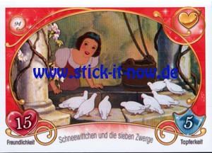 Topps Disney Princess Trading Cards (2017) - Nr. 94