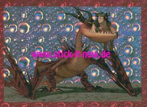 """Dragons 3 """"Die geheime Welt"""" (2019) - Nr. 62 (Glitzer)"""