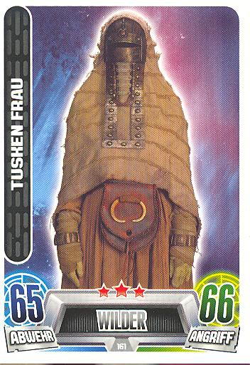 Force Attax Movie Collection - Serie 2 - TUSKEN FRAU - Nr. 161