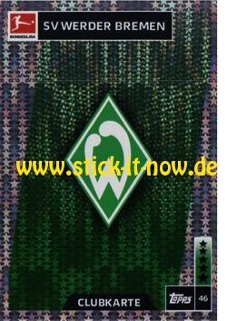 Topps Match Attax Bundesliga 18/19 - Nr. 46 (Clubkarte)