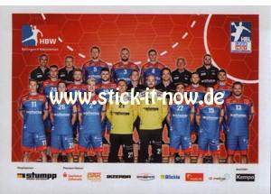 LIQUE MOLY Handball Bundesliga Sticker 19/20 - Nr. 113