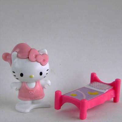 FF330 - Hello Kitty - Kitty geht schlafen + BPZ