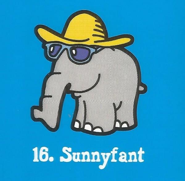 Edeka Ottifanten (2020) - Nr. 16 Sunnyfant