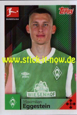 "Topps Fußball Bundesliga 2020/21 ""Sticker"" (2020) - Nr. 95"