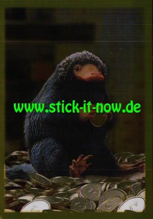 """Phantastische Tierwesen 2 """"Grindelwalds Verbrechen"""" (2018) - Nr. 126 (Glitzer)"""