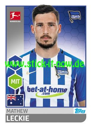 "Topps Fußball Bundesliga 17/18 ""Sticker"" (2018) - Nr. 30"