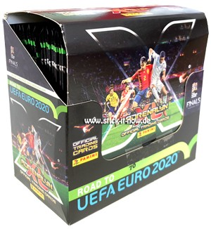 "Adrenalyn XL ""Road to UEFA EURO 2020"" - Display (50 Booster)"