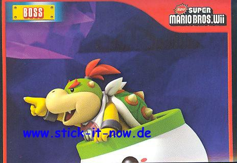 Super Mario Bros.Wii - Sticker - Nr. 29