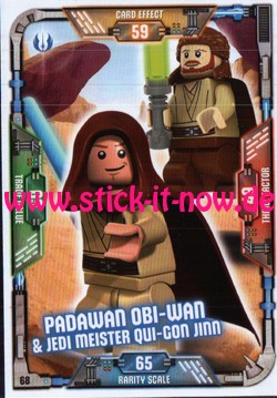 Lego Star Wars Trading Card Collection (2018) - Nr. 68