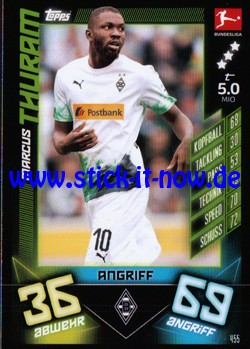 "Topps Match Attax Bundesliga 2019/20 ""Action"" - Nr. 455"