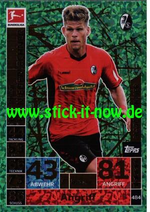 "Topps Match Attax Bundesliga 18/19 ""Action"" - Nr. 484 (Matchwinner)"