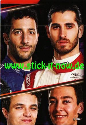 "Turbo Attax ""Formel 1"" (2021) - Nr. 3"