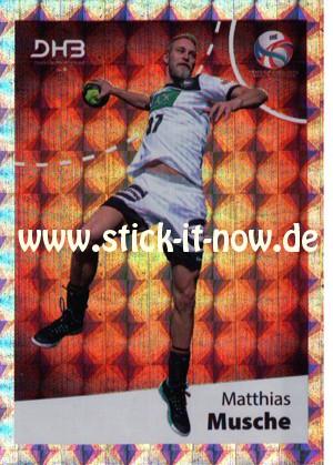 LIQUE MOLY Handball Bundesliga Sticker 19/20 - Nr. 433 (Limited Edition)