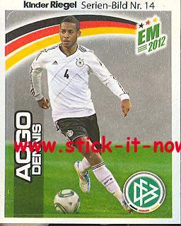DFB Stars EM 2012 - Nr. 14