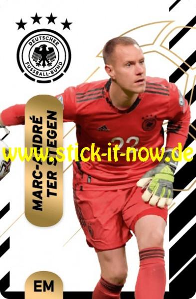 """Ferrero Team Sticker EM 2020 (2021) - """"Action"""" Nr. 2 ( Ter Stegen )"""