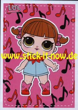 sticker nº 65 Panini-L.o.l surprise!