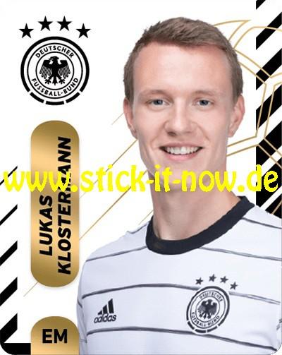 """Ferrero Team Sticker EM 2020 (2021) - """"Portrait"""" Nr. 13"""