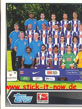 Topps Fußball Bundesliga 14/15 Sticker - Nr. 19