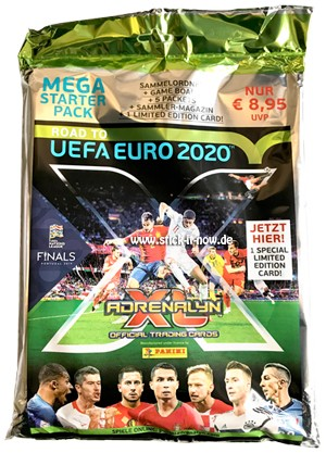 "Adrenalyn XL ""Road to UEFA EURO 2020"" - Starter-Set"