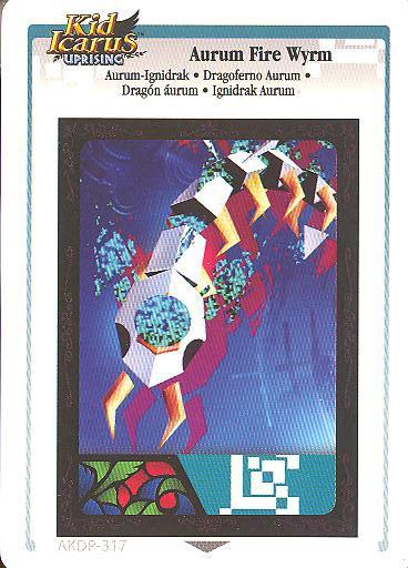 Kid Icarus Uprising - Nintendo 3DS - AKDP-317