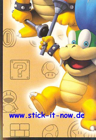 Super Mario Bros.Wii - Sticker - Nr. 179
