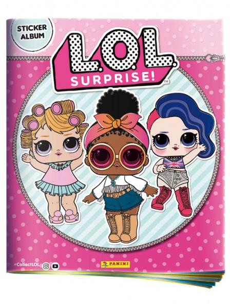 """L.O.L. Surprise! """"Sticker"""" (2018) - Stickeralbum"""