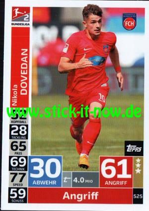 "Topps Match Attax Bundesliga 18/19 ""Action"" - Nr. 525"