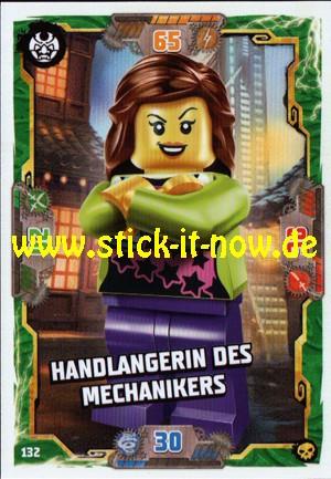 Lego Ninjago Trading Cards - SERIE 6 (2021) - Nr. 132