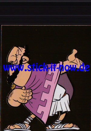 """Asterix """"60 Jahre Abenteuer"""" (2019) - Nr. 46 (Goldsticker)"""
