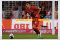"FC Bayern München 19/20 ""Sticker"" - Nr. 43"