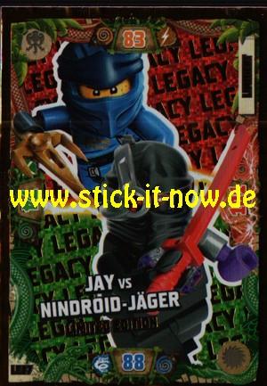 Lego Ninjago Trading Cards - SERIE 6 (2021) - Nr. LE 27