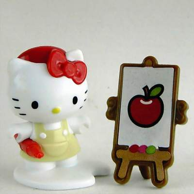 FF325 - Hello Kitty - Kitty als Künstlerin + BPZ
