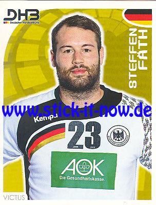 DKB Handball Bundesliga Sticker 16/17 - Nr. 13
