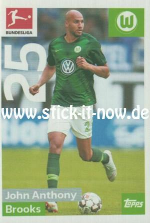 "Topps Fußball Bundesliga 18/19 ""Sticker"" (2019) - Nr. 273"