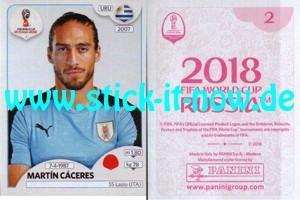 "Panini WM 2018 Russland ""Sticker"" INT/Edition - Nr. 85"