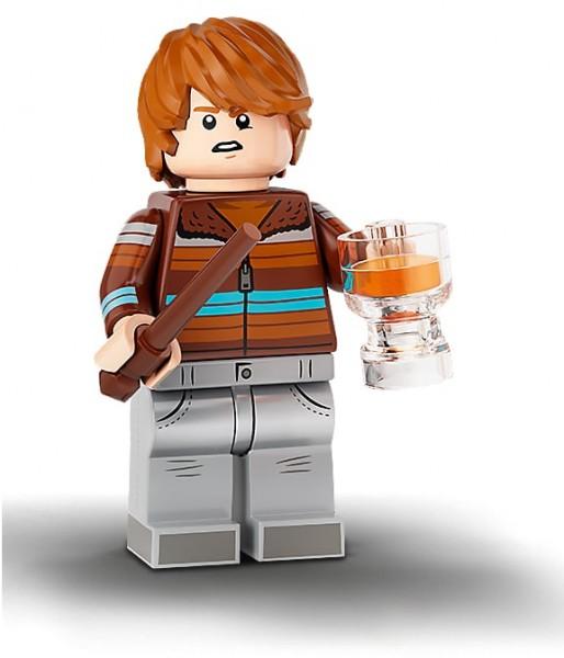"Lego Minifiguren ""Harry Potter"" Serie 2 (2020) - Ron Weasley - Nr. 4"
