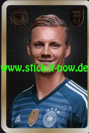 Ferrero DFB Team Cards WM 2018 - Bernd LENO - Nr. 3