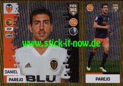 "Panini FIFA 365 ""The golden World of Football"" Sticker (2019) - Nr. 120 (Glitzer)"