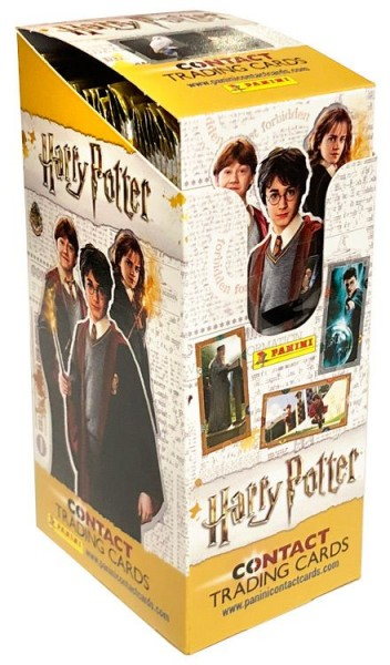 Harry Potter Contact Trading Cards (2018) - Display ( 24 Booster )