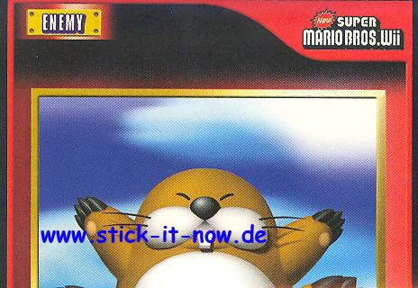 Super Mario Bros.Wii - Sticker - Nr. 79