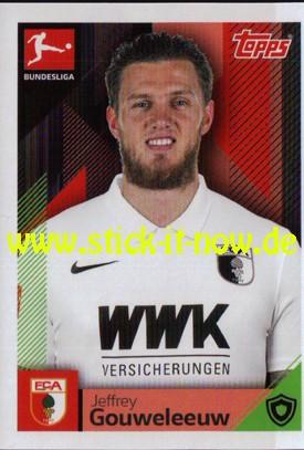 "Topps Fußball Bundesliga 2020/21 ""Sticker"" (2020) - Nr. 11"