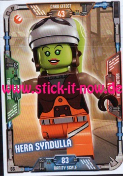 Lego Star Wars Trading Card Collection (2018) - Nr. 66