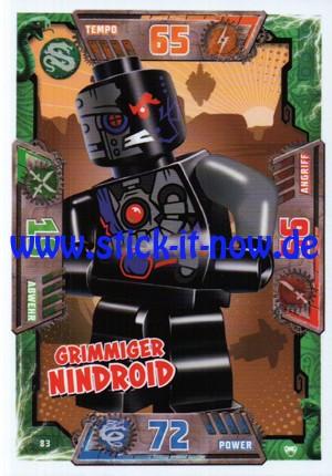 Lego Ninjago Trading Cards - SERIE 2 (2017) - Nr. 83