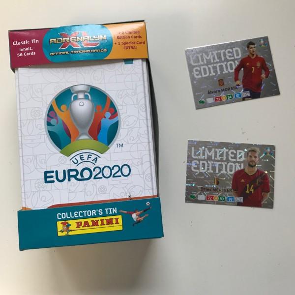 UEFA EURO 2020 Adrenalyn XL - Classic Tin