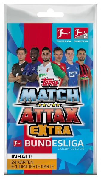 "Topps Match Attax Bundesliga 2019/20 ""Extra"" - Blister"