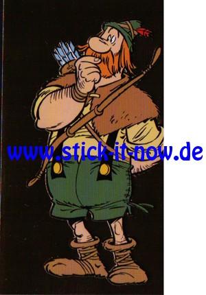 """Asterix """"60 Jahre Abenteuer"""" (2019) - Nr. 72 (Goldsticker)"""