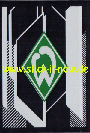 "Topps Fußball Bundesliga 2020/21 ""Sticker"" (2020) - Nr. 89 (Glitzer)"