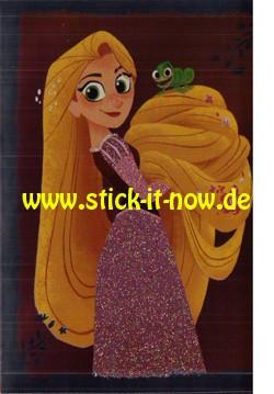 """Rapunzel - Die Serie """"Sticker"""" (2018) - Nr. 46 (Glitzer)"""