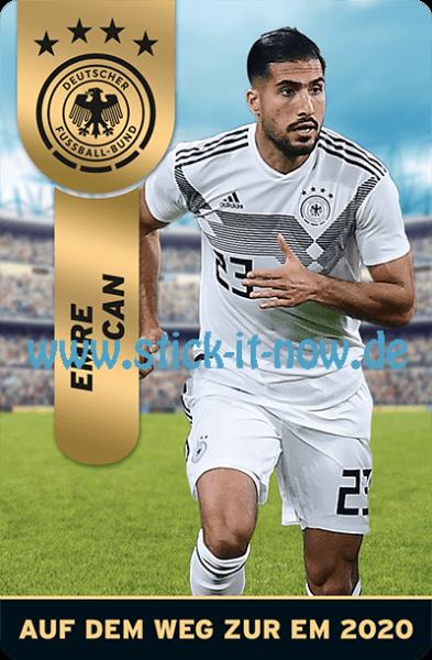 """Ferrero Team Sticker EM 2020 - """"Action"""" Nr. 9"""