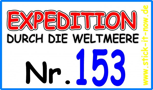 Sky & Plaza - Expedition durch die Weltmeere - Nr. 153